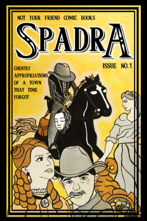 Spadra Issue No 1