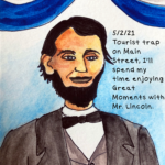 5-2-21 Moments with Mr LIncoln