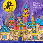 5-3-21 Disney Castle Pixie Dust