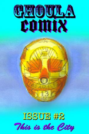 Grasiela Rodriguez Ghoula Comix Issue 2